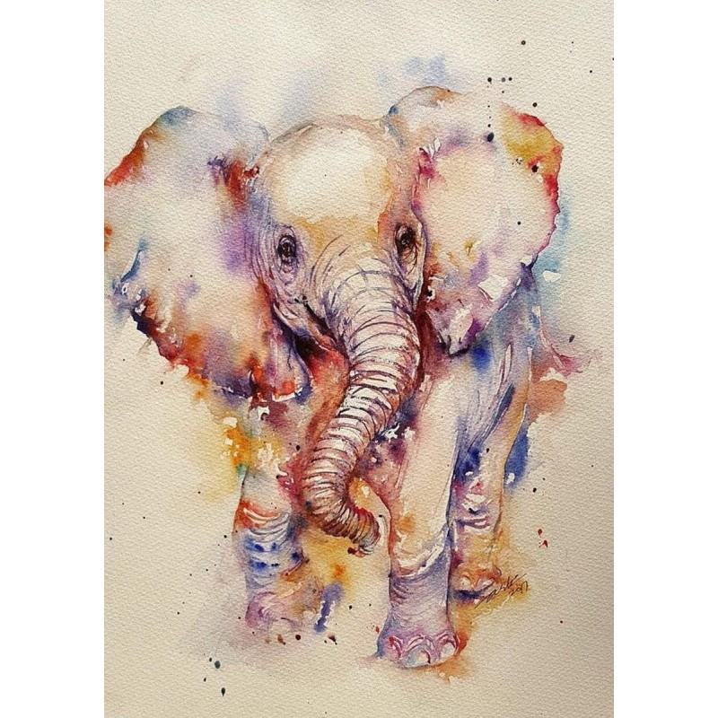 Color Elephant Full ...