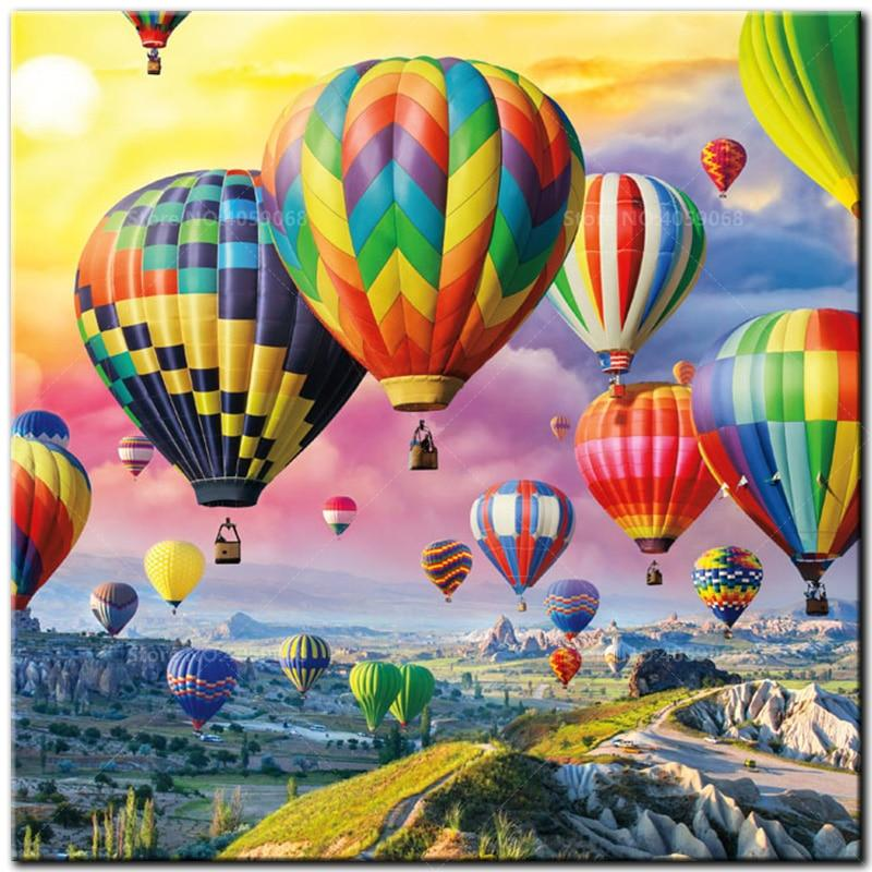 2019 Hot Air Balloon...