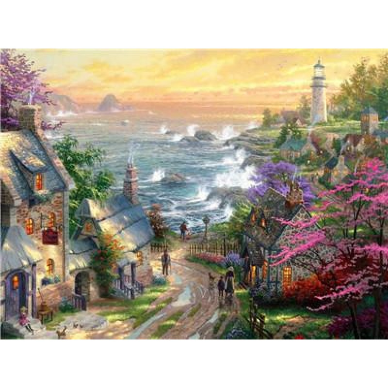 2019 Oil Painting Style L...