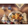 New Kitchen Tableware 5D DIY Cross Stitch Diamond Painting Kits UK NB0011