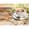 2019 New Hot Sale Tea Cup And Flower Picture Diy 5d Diy Crystal Painting Kits UK VM30917