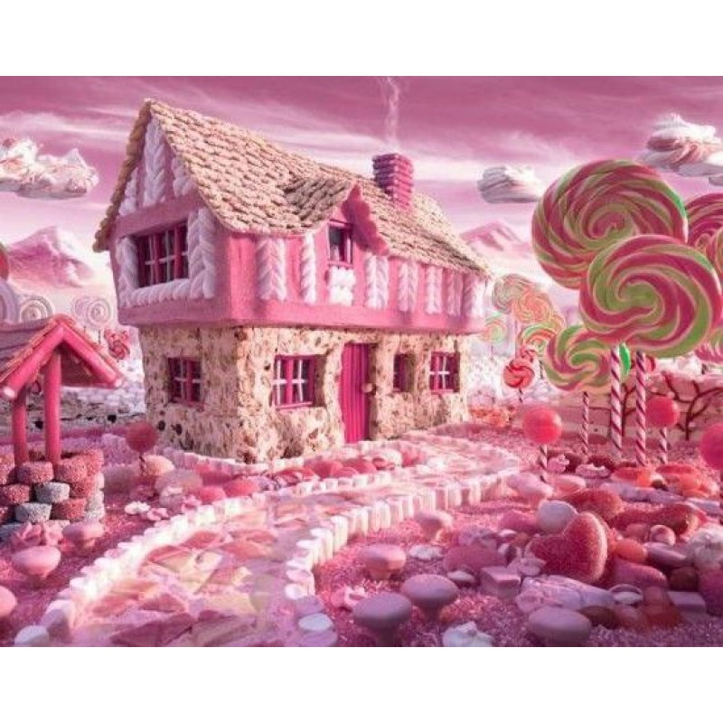 Pink 2019 Candy Town...
