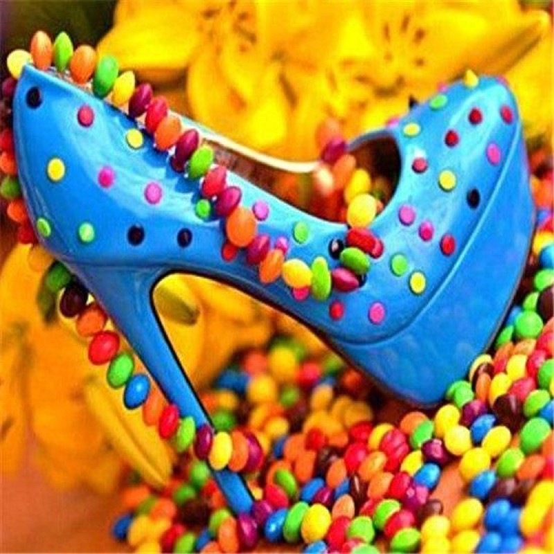 Special Candy Shoes ...