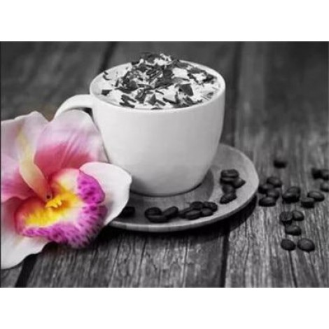 2019 Special Coffee Cup And Flowers Diy 5d Bling Bling Art Diamond Painting Kits UK VM3011