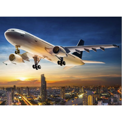 Hot Sale Aircraft 5D DIY Embroidery Cross Stitch Diamond Painting Kits UK NB0069