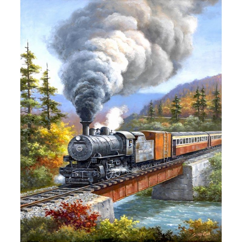 Oil Painting Style T...