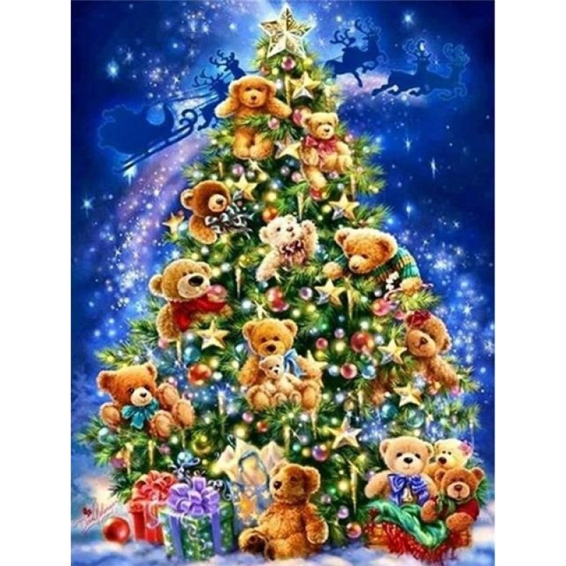 Special Christmas Tree 5d...