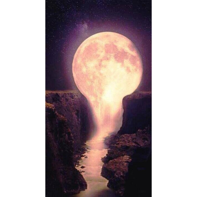 Dream Moon Falls Ful...