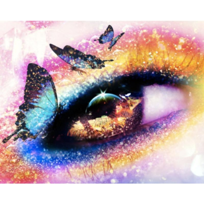 Bedazzled Dream Eye ...