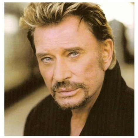 Pop Star Johnny Hallyday Full Drill 5D DIY Diamond Painting VM92207
