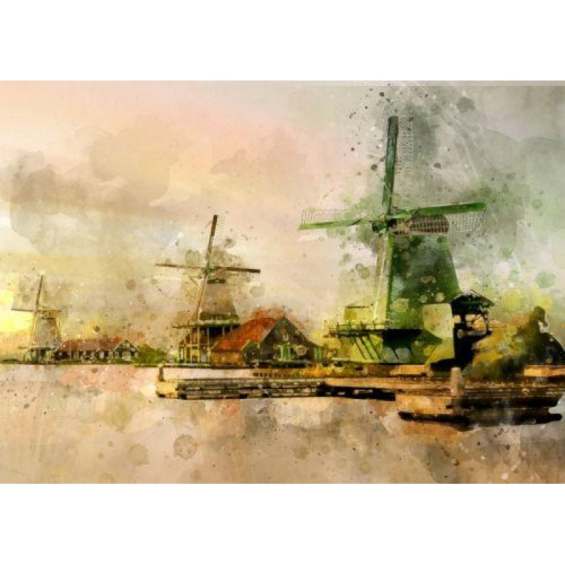 Oil Painting Style F...