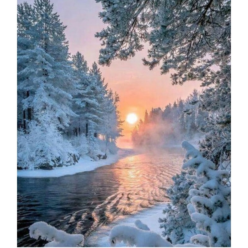 2019 Winter Tranquil...
