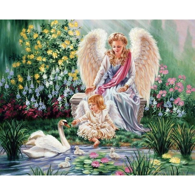 Angels And Swans Pat...
