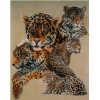 2019 New Animal Leopard Picture Wall Decor 5d Diy Diamond Painting Kits UK VM9521