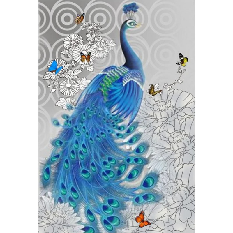 Cheap Blue  Peacock ...