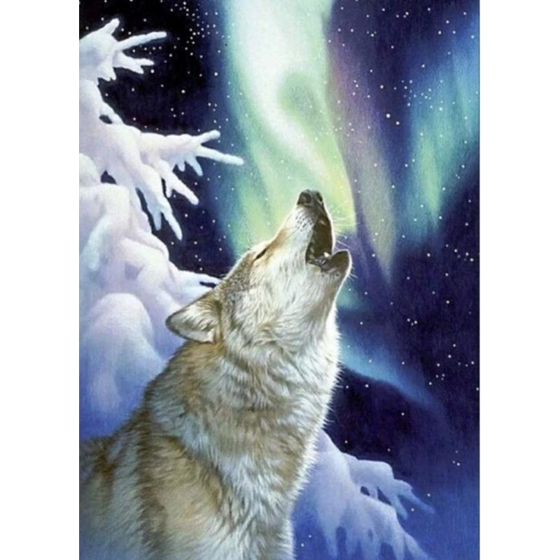New Dream Wolf Patte...